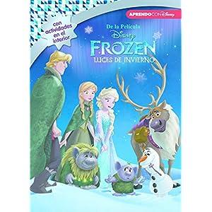 Frozen. Luces De Invierno. Leo, Juego Y Aprendo Con Disney