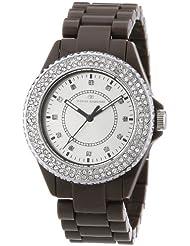 TOM TAILOR Damen-Armbanduhr Analog Quarz Plastik 5411002