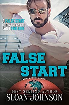 False Start (Wilmington Breakers Book 2) (English Edition) von [Johnson, Sloan]