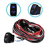 Best Kits Wiring Harness - Liteway One-To-Two Universal LED Light Bar Wiring Harness Review