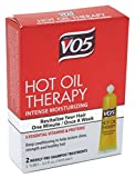 Best Hair Treatment For Dry Hairs - Alberto VO5 Hot Oil Therapy Treatment 2-Count 5 Review