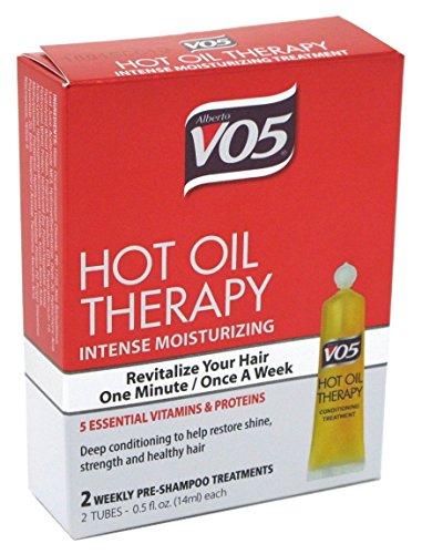 VO5 V05 Feuchtigkeitsspendend Öl, 2 Röhren, 0,5 Oz 1 Unze Heiß -