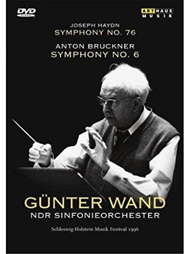 Haydn, Joseph - Symphonie Nr. 76 & Anton Bruckner Symphonie Nr. 6 (NTSC) Ntsc Wand