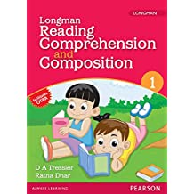 Develop Reading and Writing Skills of Kids, Longman Reading Comprehension and Composition Book, 6 - 7 Years (Class 1), By Pearson