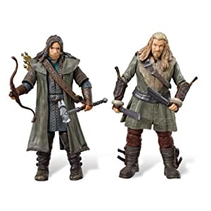 The Hobbit - BD16010 - Pack Aventure 2 Figurine - 9 cm - Assortiment