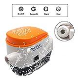 Pompa per acqua di sentina barca, con interruttore galleggiante, MASO 12 V, 47 L/min, pompa di...