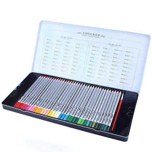 sunshey 72Farbe Kunst farbigen Zeichnungen Bleistifte für Künstler Sketch Set von...