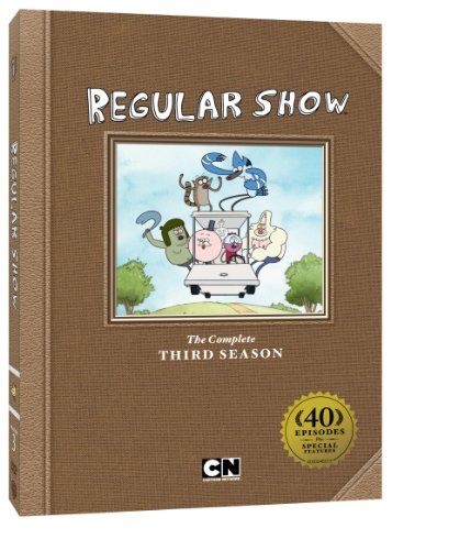 Produktbild Regular Show: The Complete Third Season (3pc) [DVD] [Region 1] [NTSC] [US Import]