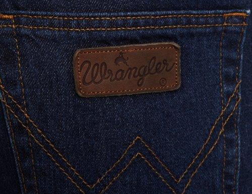 Wrangler - Texas - Jeans - Homme Bleu (Dark Blue)
