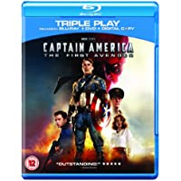 Captain America - The First Avenger: Triple Play