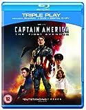 Captain America - The First Avenger: Triple Play (Blu-ray + DVD + Digital Copy) [2011]