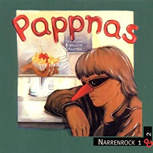 Pappnas - Narrenrock CD-2