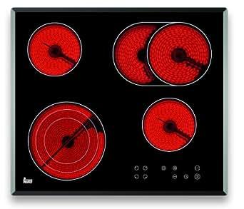 teka gkst 60 db plaques de cuisson gros lectrom nager. Black Bedroom Furniture Sets. Home Design Ideas