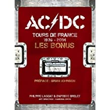 AC/DC Tours de France 1976-2014 : Les Bonus