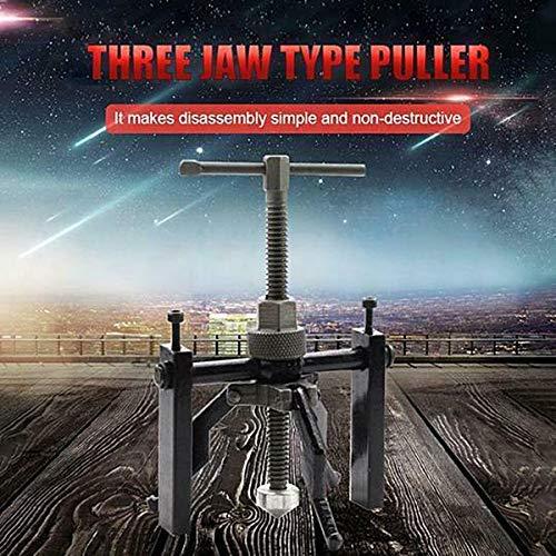 Hoajeo Drei Backen Typ Abzieher Strong Pull Force Werkzeug, für Entfernung Alle Sleeve-Type Lager -