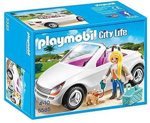 Playmobil - 5585 - Cabriolet