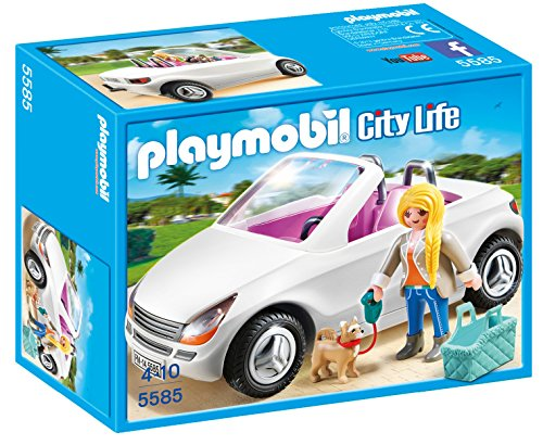 playmobil city life voiture