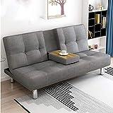 JINPENGRAN Wohnzimmer Sofa - Sofa - Mode Stoff Sofa - Kombinationsset - Cafe Hotelmöbel - Einfaches Freizeitsofa,Gray