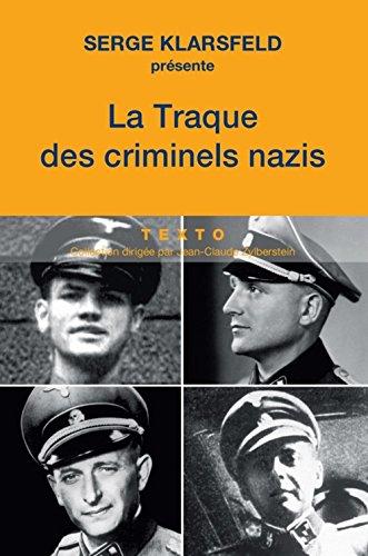 La traque des criminels nazis