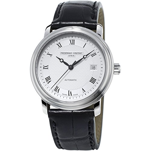 frederique-constant-mens-automatic-watch-with-silver-dial-analogue-display-and-black-leather-strap