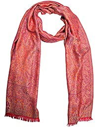 c5b343758 La Vastraa Silk Scarf for Women in Woven Color Soft Silk Scarves  (Combo/Single