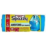 Domopak Sacco Blu, 28 Litri - 20 Pezzi