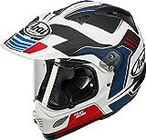 Arai Tour-X 4 Vision Enduro Helm Rot/Weiß/Blau XL (61/62)