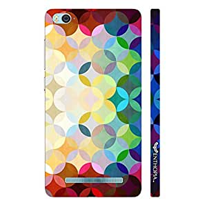 Xiaomi Mi4 Colourful Petals designer mobile hard shell case by Enthopia