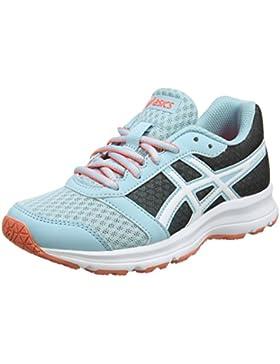 Asics Patriot 9 GS, Zapatillas de Running Unisex Niños