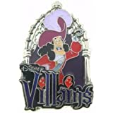 Alcoa Prime 2012 Disney WDW Villains Mystery Collection Captain Hook ONLY Pin