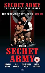 Secret Army - The Complete BBC Series 1[DVD]