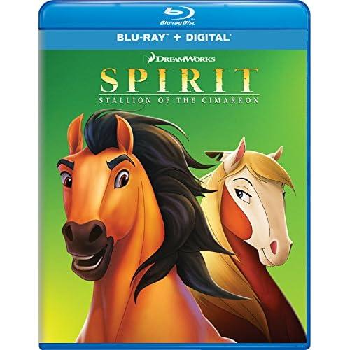 Spirit: Stallion Of The Cimarron [Edizione: Stati Uniti] [Italia] [Blu-ray] 8