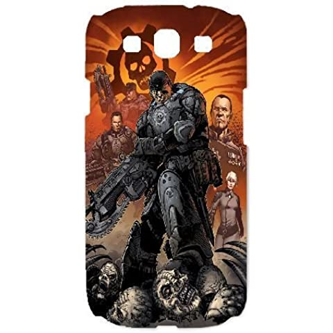 Samsung Galaxy S3 I9300 Phone Case White Gears Of War AC8465570 - Final Drive Gear