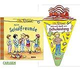 Carlsen Verlag GmbH Freundin Conni - Meine Schulfreunde: Connis Freundebuch Zum Eintragen Gebundene Ausgabe und Mitmach-
