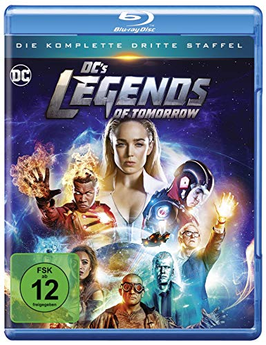 DC's Legends of Tomorrow - Die komplette 3. Staffel [Blu-ray]
