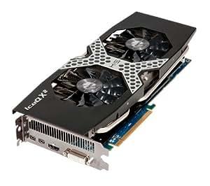 HIS Radeon HD 7970 IceQ X2 GHz Edition - 3 Go GDDR5 - PCI Express 3.0 (H797QMC3G2M) + Câble HDMI mâle / HMDI mâle - 2 m (MC380-2M)