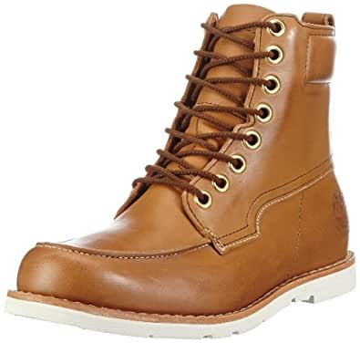 Timberland Herren 2.0 RUGGED 6'' MOC TOE BOOT (41,5, braun)