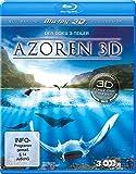 Azoren 3D - Auf den Spuren von Entdeckern, Walen und Vulkanen (Gesamtbox im 3 Disc Set) [3D Blu-ray]