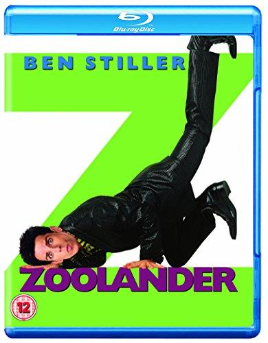 Zoolander [Edizione: Regno Unito] [Reino Unido] [Blu-ray] 51cbIOS7maL