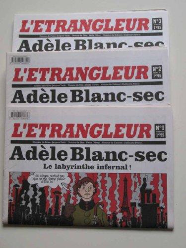 L'Etrangleur Special Adele Blanc-Sec T1