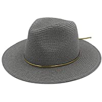 Sombreros y gorras Sombrero de paja para el sol 002c277a84a
