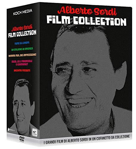 Alberto Sordi- Film Collection (Dvd) (Box Set) (5 DVD)