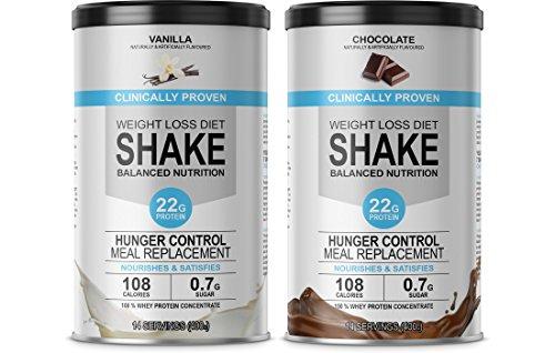 enisso-weight-loss-diet-shake-balanced-nutrition-30-days-supply-1-x-400-g-vanilla-1-x-400-g-chocolat