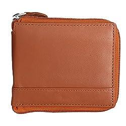 WildHorn Tan Mens Wallet (WH942)