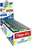 Tipp-Ex 926397 Korrekturroller Mini Pocket Mouse Fashion 5 mm x 5 m, Displaybox a, 4-fach sortiert, 10 Stück