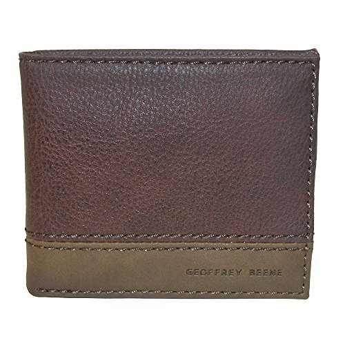geoffrey-beene-mens-rfid-protected-two-tone-bifold-wallet-brown-olive