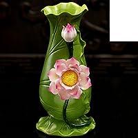 vaso di altare/per le bottiglie/ bottiglie e bottle/Stereo anaglifi ceramica Lotus foglie di loto bottiglia