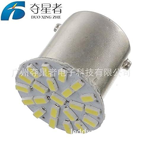 Dngy*Automotive Art led-lampen/ BA15S 1156 1206 22 SMD LED Blinker, Backup
