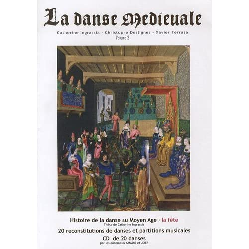 La Danse Médiévale, Volume 2
