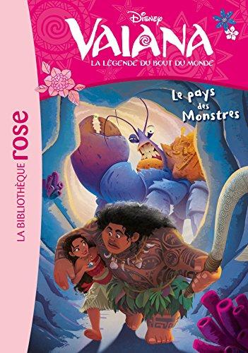 Vaiana 03 - Le pays des Monstres par Walt Disney company